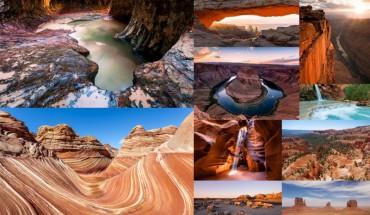 Zehn Orte, die man im Südwesten der USA sehen sollte