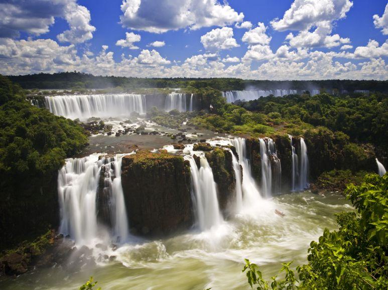 Reiseziele in Südamerika: Von Amazonas bis Zuckerhut