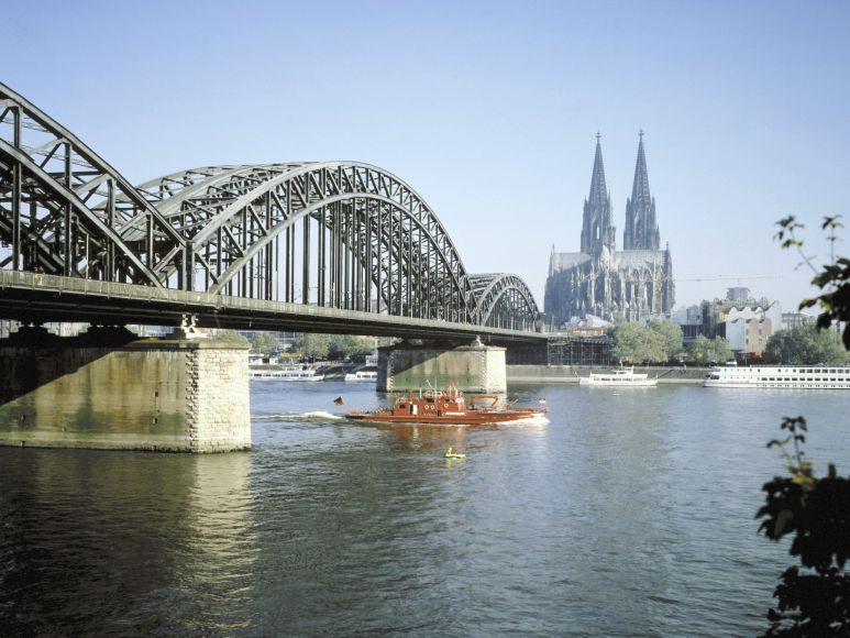 Köln: Städtetrip in die Fernsehhauptstadt