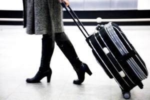Koffer weg - was tun?