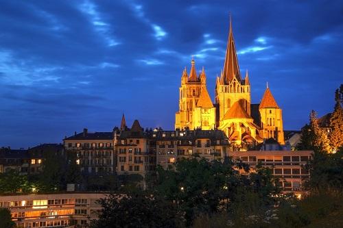 Norte-Dame in Lausanne
