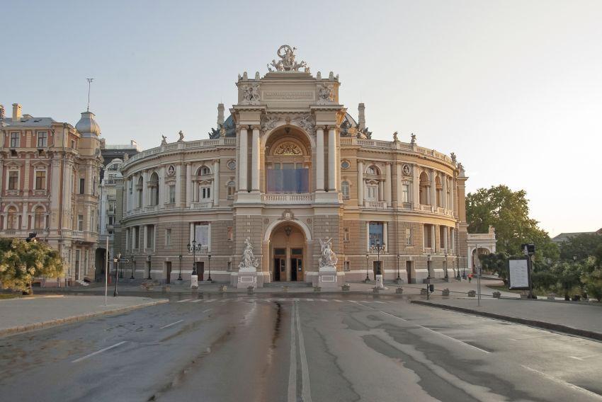 EM-Gegner Ukraine: Reise nach Odessa