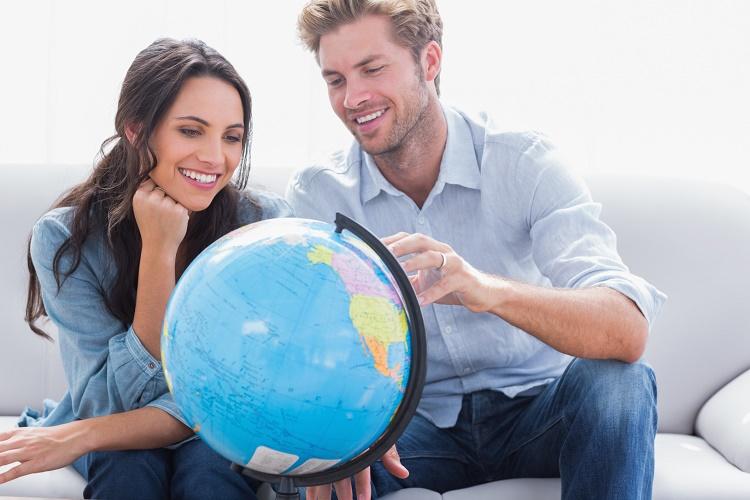 Sichere und unsichere Reiseziele