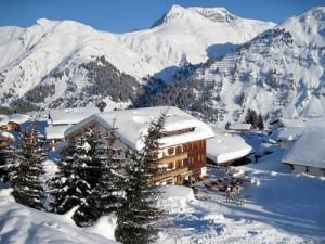 Entspannen in der Region Vorarlberg