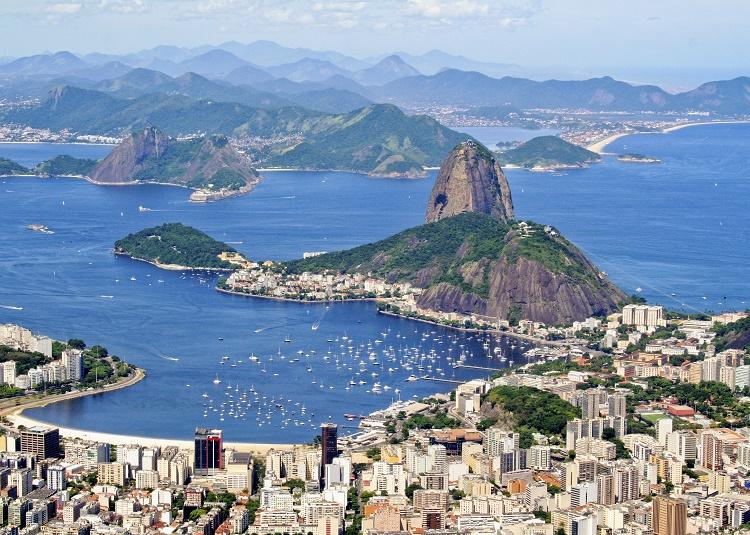 Wettkampfstätten Olympia Rio 2016