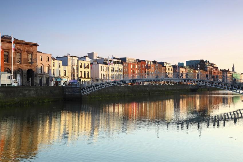 Dublin – Irlands quirlige Hauptstadt