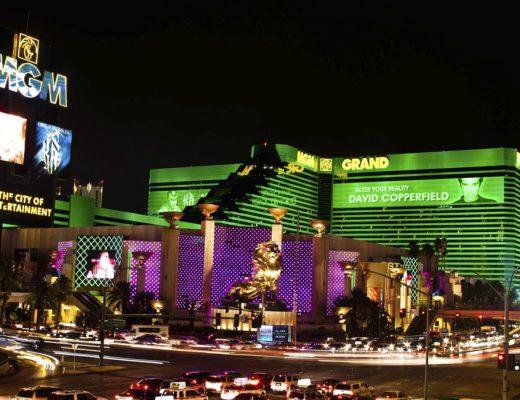 Las Vegas – Königin des Nachtlebens