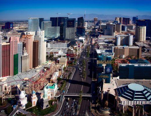 Faszination Las Vegas: zwischen Glitzer und Wüste