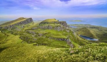 Beliebtes Reiseziel im Norden Großbritanniens: Schottland