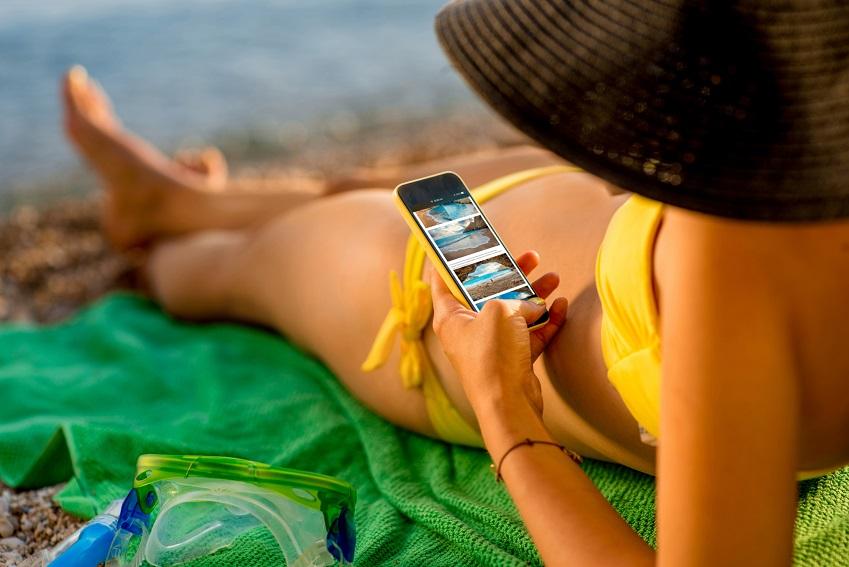Sicher in den Urlaub starten – Dank Schutz für Smartphone und Co