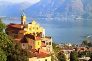 Ein Urlaub in Tessin - das Italien in der Schweiz