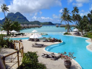 Ein mögliches Reiseziel ist die Karibik